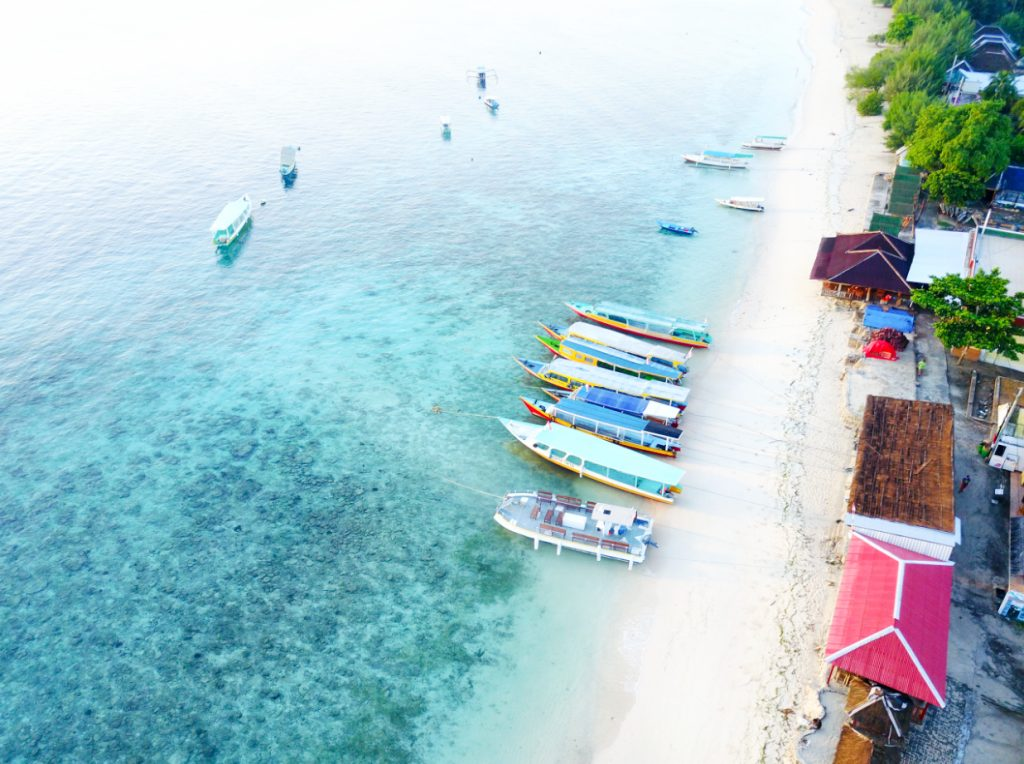 Paradise Found – The Luxury Network Australia Explores Bask Gili Meno