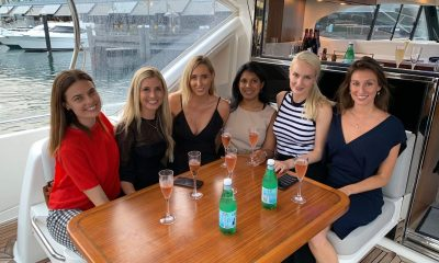 Victoria & Maude and Luxury Boat Syndicates host an evening of Fashion, Boating & Champagne