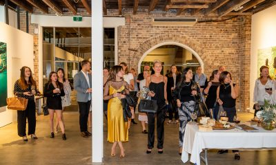 The Luxury Network Member Event at NandaHobbs Gallery