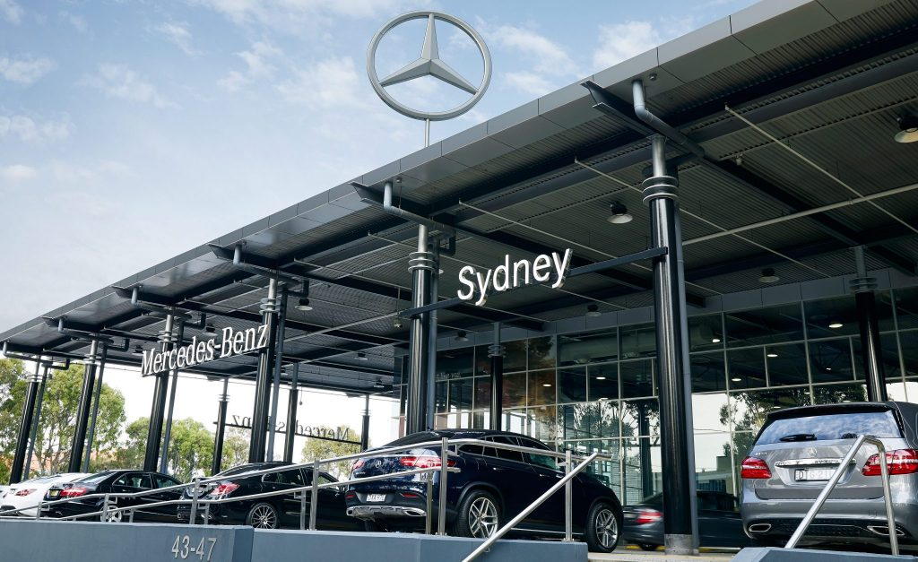 Mercedes-Benz Sydney Joins The Luxury Network Australia