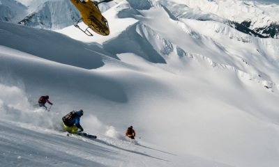 The Last Frontier HeliSkiing Tour 2020