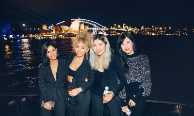 Lillian Khallouf X Luxury Boat Syndicates VIVID VIP Shopping Evening