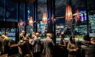 The Luxury Network Australia Evening of Networking at Dinner by Heston Blumenthal