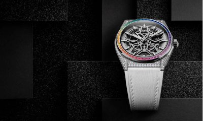 Zenith Unites Gem-setting and Watchmaking Mastery in the Defy High Jewelry Series