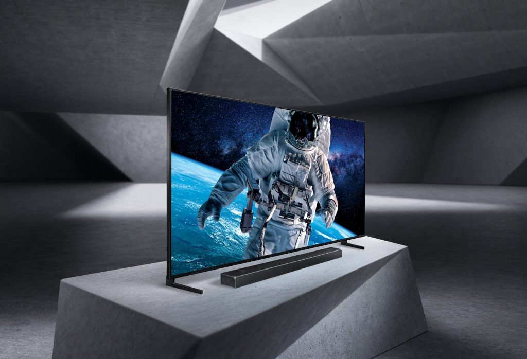 Samsung: Experience the Never Before Seen