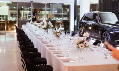 Rolls Royce and Vacheron Constantin Private Client Dinner
