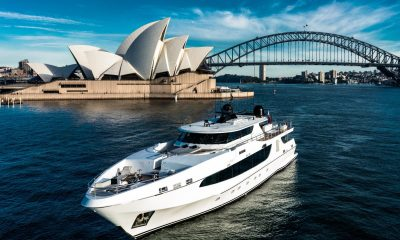 Superyacht Sahana Sunset Cruise