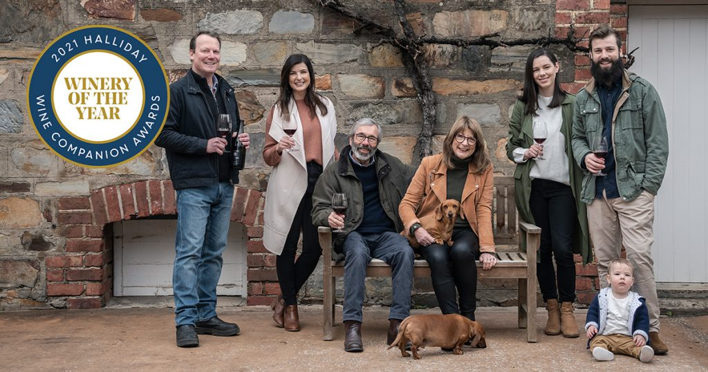 Henschke awarded 2021 Halliday Wine Companion 'Winery of the Year'