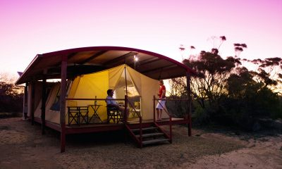Experience Abercrombie & Kent's New Outback Air Safari