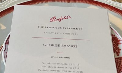 A Special Penfolds Experience: Award Winning Wines from the Penfolds 2020 Collection