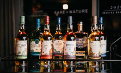 Diageo Special Releases Dinner