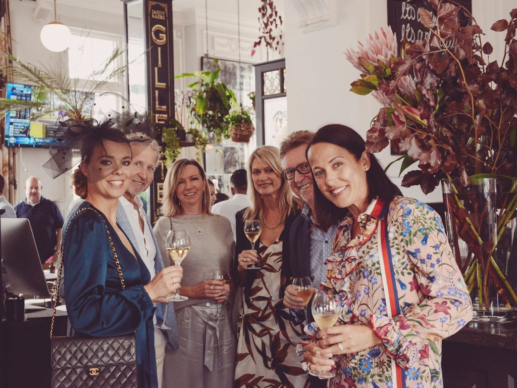 The Luxury Network celebrates in true style for Melbourne Cup festivities