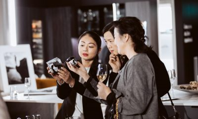 The Luxury Network New Zealand previews the exclusive La Mer artistic collaboration with Sorrenti