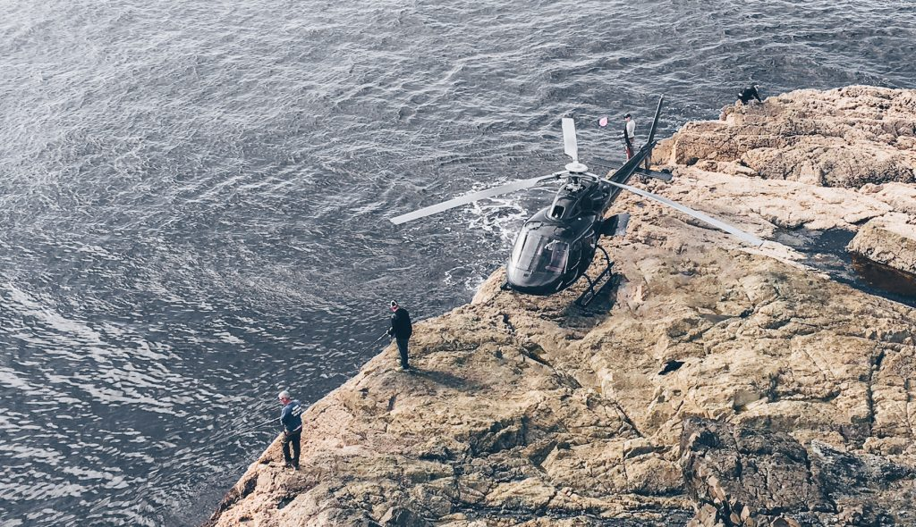 Exclusive Heli-Fishing and Sawmill Pub Stopover