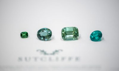 An interactive precious stone workshop at Sutcliffe Jewellery New Zealand