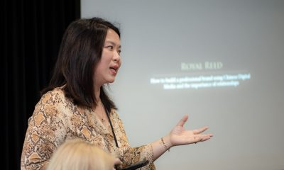 The Luxury Network NZ China Division host an informative workshop