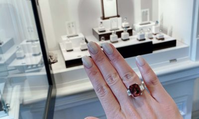 The Luxury Network New Zealand hosted a precious stones workshop at Sutcliffe