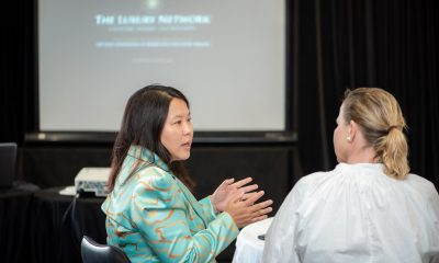 The Luxury Network NZ China Division Livestreaming Workshop