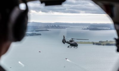 America's Cup by Air