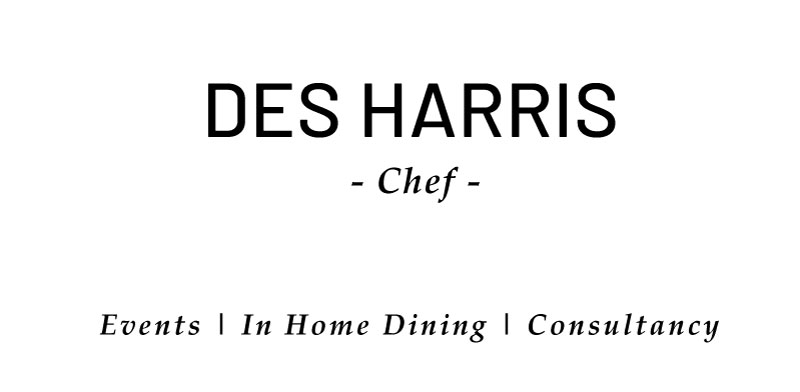 The Luxury Network New Zealand Welcomes Des Harris Private Chef