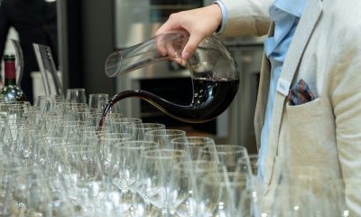 Cellaring Fine Wines with Webb's and Gaggenau