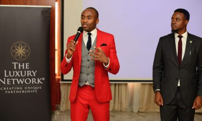 The Luxury Network Nigeria B2B Event at The Wells Carlton Hotel, Abuja