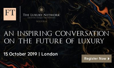 An Inspiring Conversation on the Future of Luxury – a partnership with FT Live