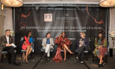 The Luxury Network Nigeria Partners with the Financial Times for an exclusive LuxIN event