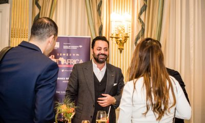 The Luxury Network Nigeria Hosts the 2019 FT Africa Drinks Reception