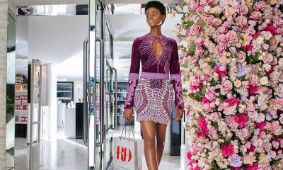 Rare Dahlia, the exclusive perfumery in Abuja, unveils sensational new campaign