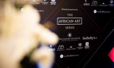 The African Art Series Launches At Bvlgari Hotel London
