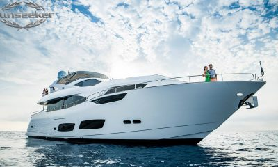 The Luxury Network Egypt Sails Swiftly With Sunseeker