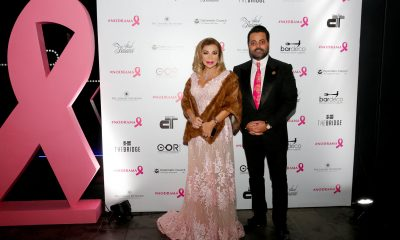 The Luxury Network Lebanon Breast Cancer Awareness Charity Dinner