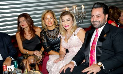 The Luxury Network Lebanon Charity Dinner in Aid of Balsamat Charity