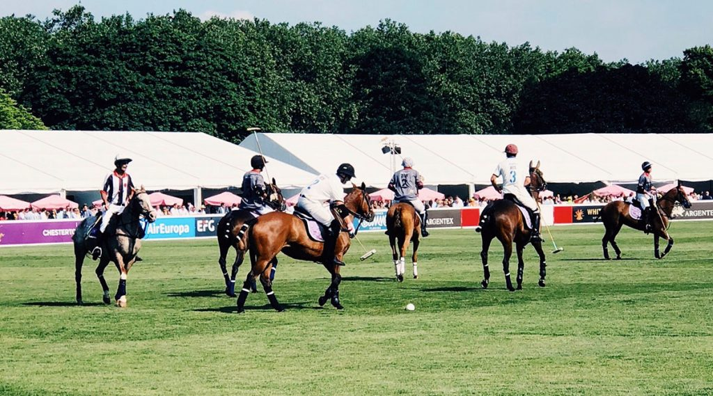 A day at 'Polo In The Park' with The Luxury Network UK