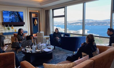 TLN Turkey Organized a La Mer Experience for VIPs at The Ritz-Carlton, Istanbul
