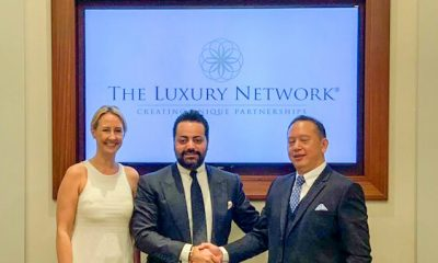 The Luxury Network Launches The Indian Ocean Offices
