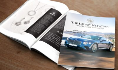 The Luxury Network Magazine Numero 7