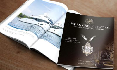 The Luxury Network Magazine Numero 5