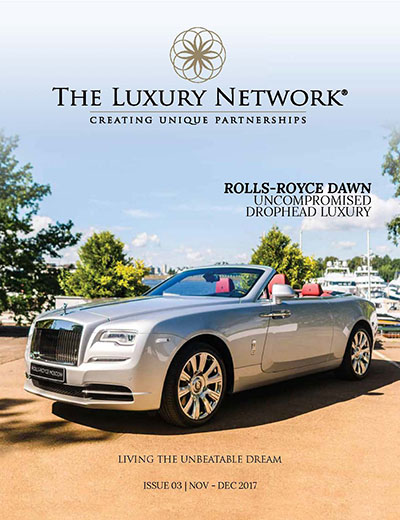 The Luxury Network Magazine Numero 3