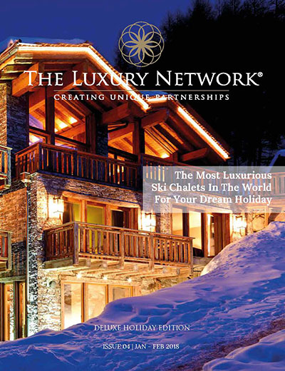 The Luxury Network Magazine Numero 4