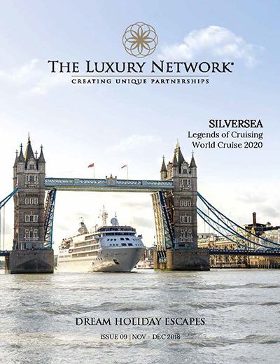 The Luxury Network Magazine Numero 9