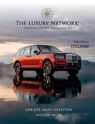 The Luxury Network Magazine Numero 10