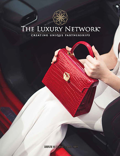 The Luxury Network Magazine Numero 11