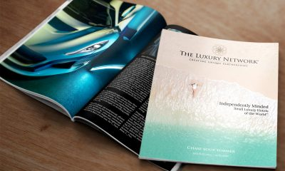 The Luxury Network Magazine Numero 13