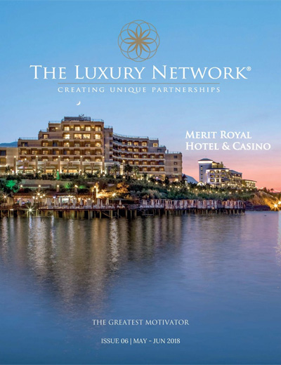 The Luxury Network Magazine Numero 6