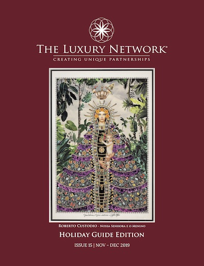 The Luxury Network Magazine Numero 15