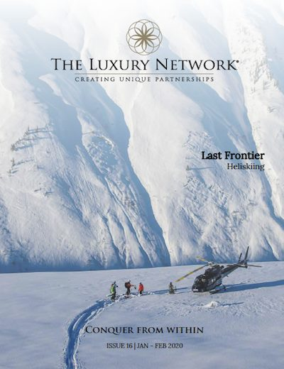 The Luxury Network Magazine Numero 16