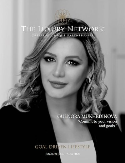 The Luxury Network Magazine Numero 19