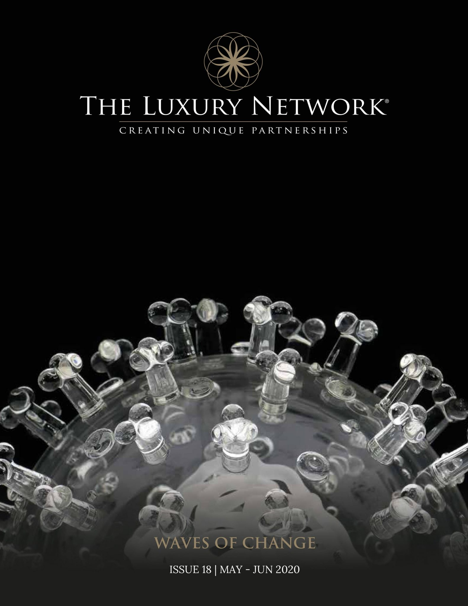 The Luxury Network Magazine Numero 18